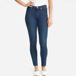 Everlane Mid Rise Skinny Ankle Jean, 25 Ankle